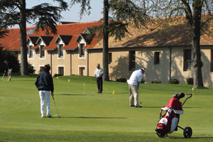 Golf Courson Monteloup