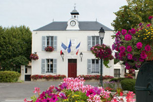 Mairie-école Courson-Monteloup