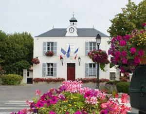 Mairie de Courson-Monteloup 91